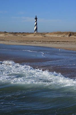 Photograph - Cape Hatteras Lighthouse Nc by Mountains to the Sea Photo