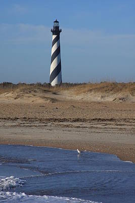 Photograph - Cape Hatteras Lighthouse- North Carolina by Mountains to the Sea Photo