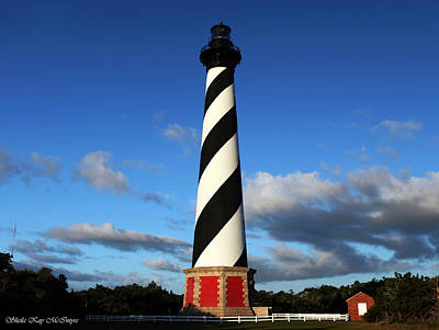 Photograph - Cape Hatteras Lighthouse by Sheila Kay McIntyre
