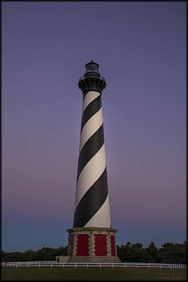 Photograph - Cape Hatteras Sunset by Erika Fawcett