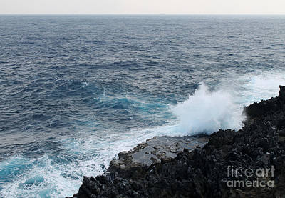Hedo Photograph - Cape Hedo by Lee Langer