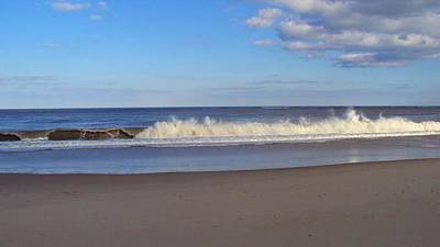 Cape Henlopen 10 Art Print by Cynthia Harvey