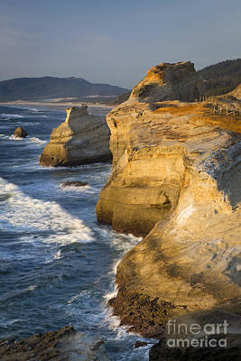Photograph - Cape Kiwanda by Brian Jannsen