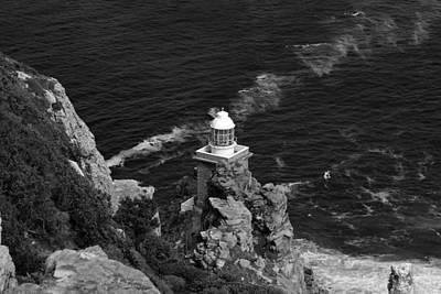 Cape Lighthouse Art Print