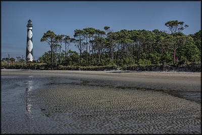 Photograph - Cape Lookout by Erika Fawcett