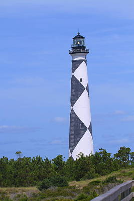 Outer Banks Photograph - Cape Lookout Light 2014 9  by Cathy Lindsey