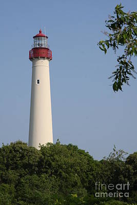 Cape May Light Art Print by Christiane Schulze Art And Photography
