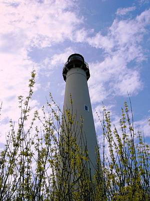 Cape May Light House Original