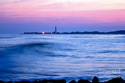 Photograph - Cape May Seascape by Anthony Sacco