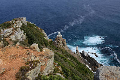 Photograph - Cape Of Good Hope  by Aidan Moran