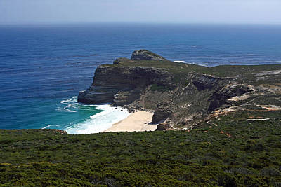 Photograph - Cape Of Good Hope, South Africa by Aidan Moran