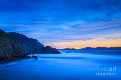 Little Mosters - Cape Prior from Campelo Beach Galicia Spain by Pablo Avanzini