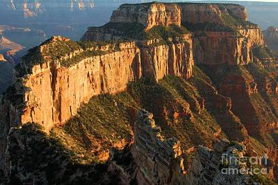 Photograph - Cape Royal Towers by Adam Jewell
