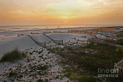 Photograph - Cape San Blas Sunset by Paul Mashburn
