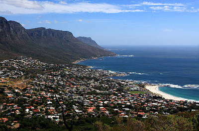 Photograph - Cape Town - South Africa by Aidan Moran