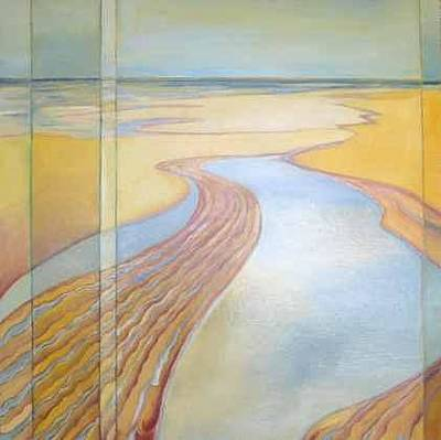 Cape Tribulation Beach Painting - Cape Tribulation 1 by Jill Erickson