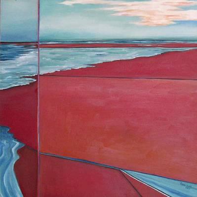 Cape Tribulation Beach Painting - Cape Tribulation 3 by Jill Erickson