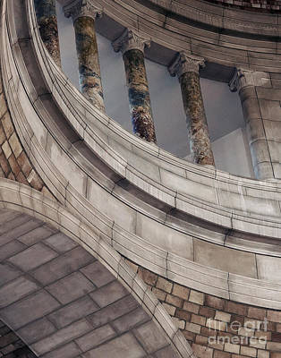 Photograph - Capitol Curves by Art Whitton