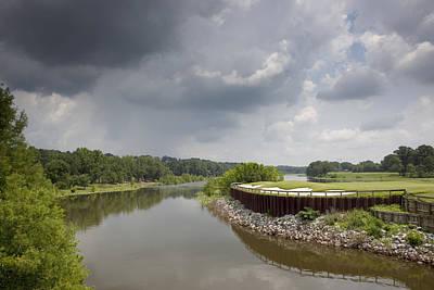Photograph - Capitol Hill Robert Trent Jones Golf Course In Prattville by Carol M Highsmith