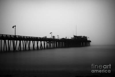 Photograph - Capitola Wharf by Paul Topp