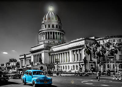 Photograph - Capitolio by Patrick Boening