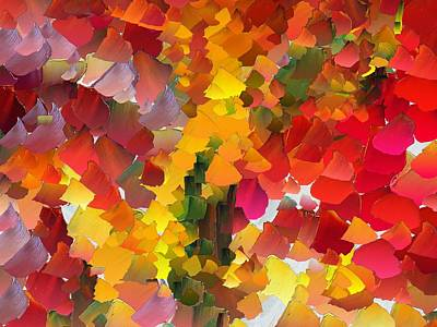 Digital Art - Capixart Abstract 102 by Chris Axford