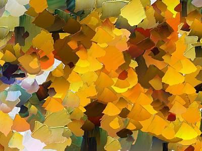 Digital Art - Capixart Abstract 113 by Chris Axford