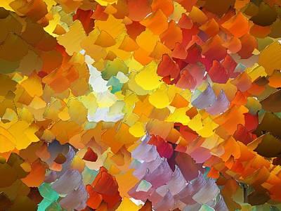 Digital Art - Capixart Abstract 116 by Chris Axford
