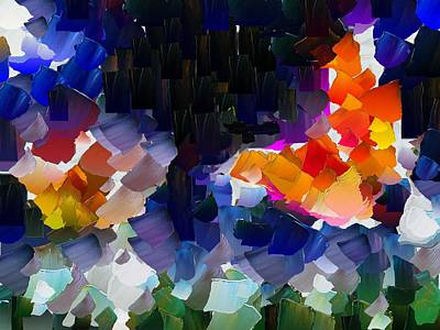 Digital Art - Capixart Abstract 119 by Chris Axford