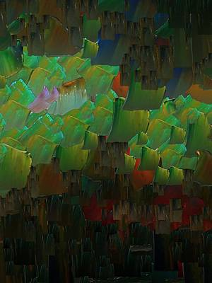 Digital Art - Capixart Abstract 85 by Chris Axford