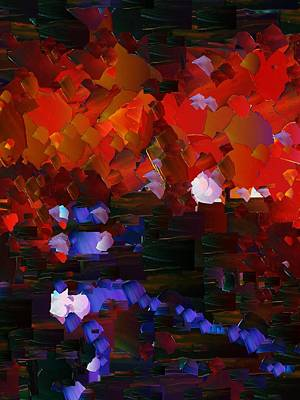 Digital Art - Capixart Abstract 89 by Chris Axford