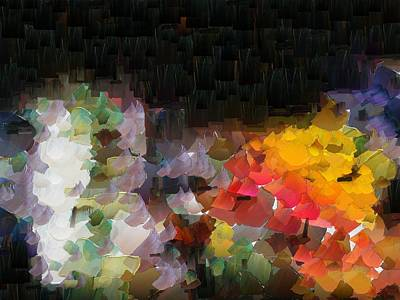 Digital Art - Capixart Abstract 94 by Chris Axford