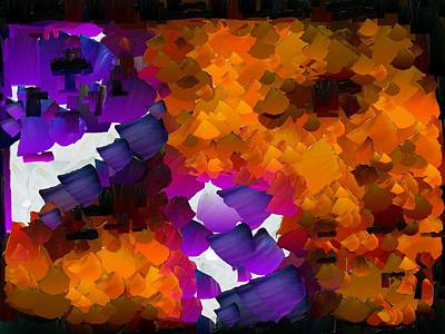 Digital Art - Capixart Abstract 96 by Chris Axford