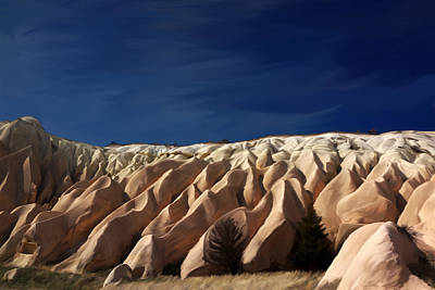 Photograph - Cappadocia - Red And Rose Valleys by Julie VanDore