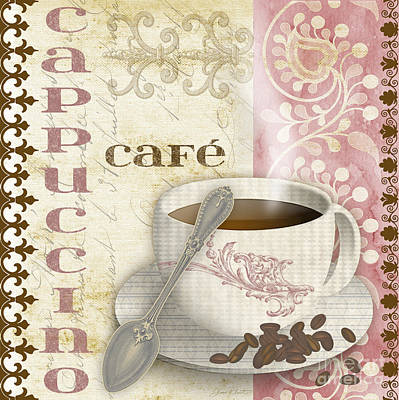 Cappuccino-jp2254-pink Original by Jean Plout