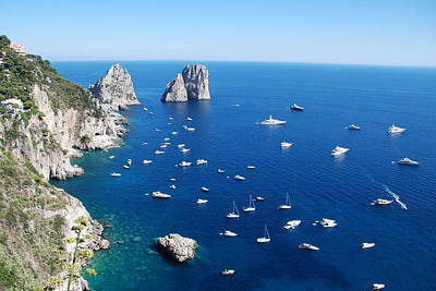 Photograph - Capri  by Dany Lison