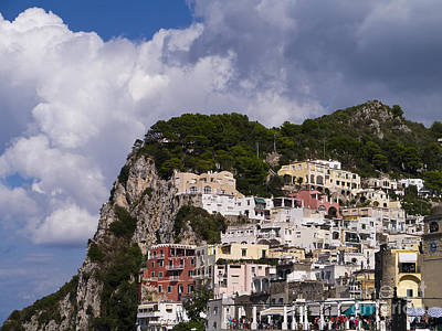 Photograph - Capri Magic by Brenda Kean