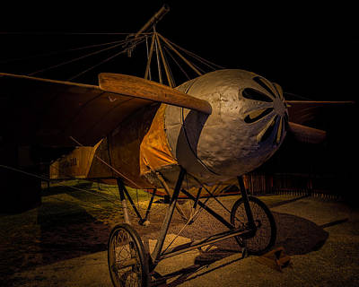 Photograph - Caproni Ca 20 by Thomas Hall