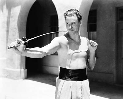 1930s Movies Photograph - Captain Blood  by Silver Screen