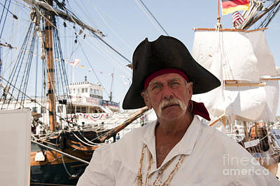 Photograph - Captain Henry Hawke by Brenda Kean