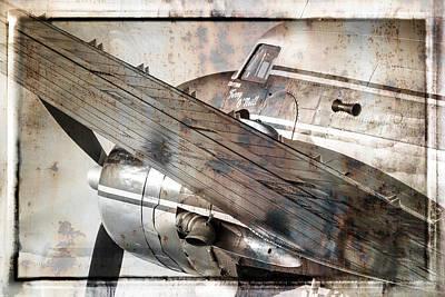 Captain's Flight Art Print by Steven Bateson
