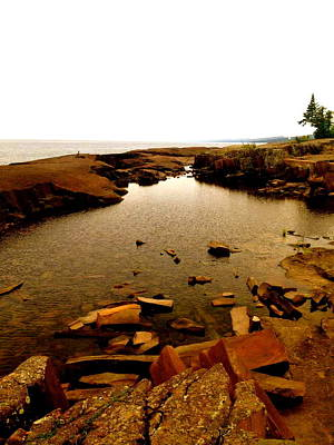 Photograph - Captivating Grand Marais  by Danielle  Broussard