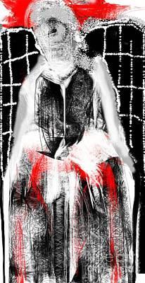 Digital Art - Captive by Rc Rcd