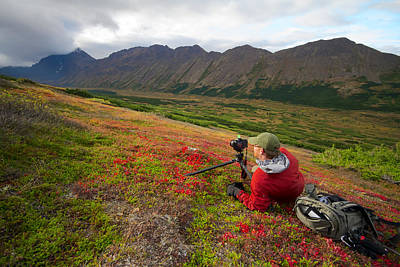 Alaska Photograph - Capture Alaska by Scott Slone