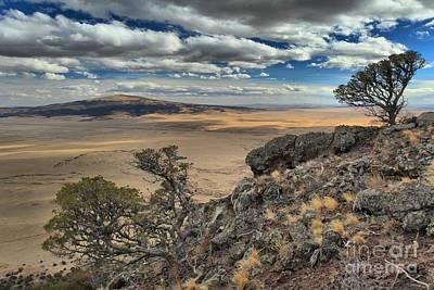 Photograph - Capulin Volcano by Adam Jewell