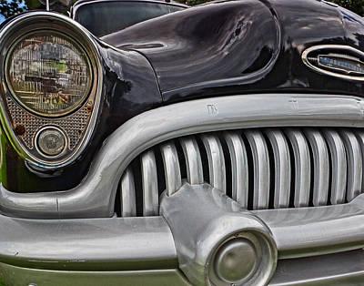 Photograph - Car 54 002 by Jeff Stallard