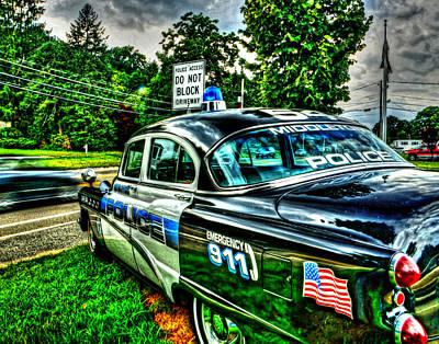 Photograph - Car 54 004 by Jeff Stallard