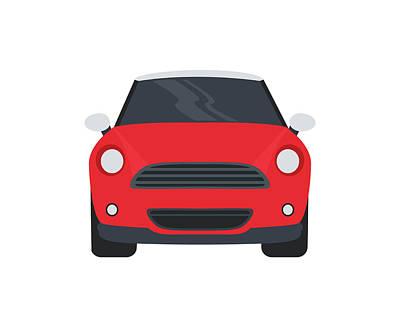 Car II Art Print