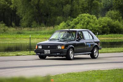 School Teaching - Car No. 76 - 17 by Josh Bryant