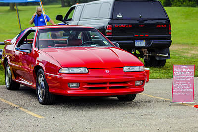 Iroc Photograph - Car Show 016 by Josh Bryant